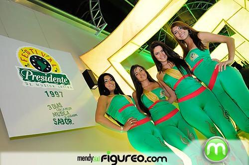 Festival Presidente de Musica Latina 2010-1