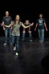 Hammer Improv: Felicia Monologuing