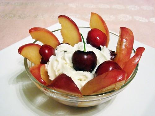 peach-cherry-dessert