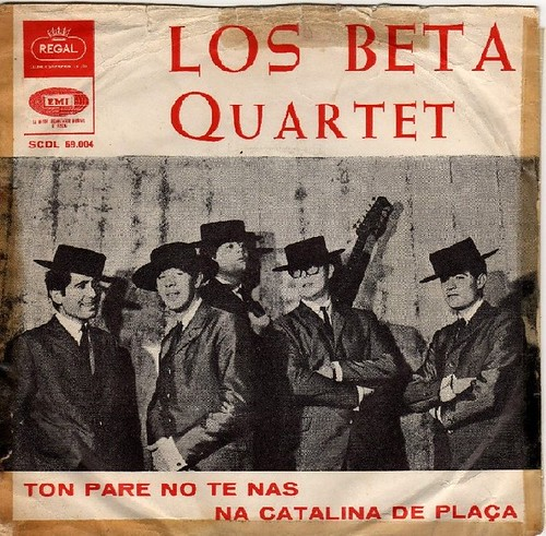 los beta quartet [modernismo aborigen]