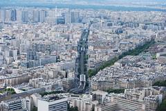 line 6 (xrispixels) Tags: panorama 6 paris france eye birds subway view metro line ubahn elevated ratp