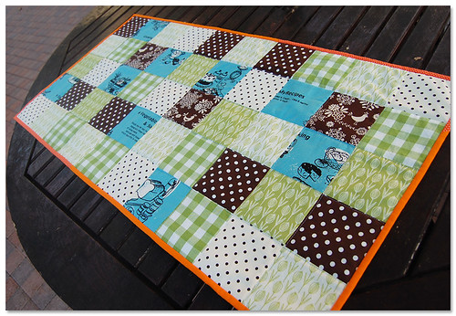 tabletop quilt