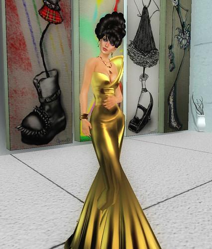 Tania Tebaldi - Finalist Miss Azul 2010 2