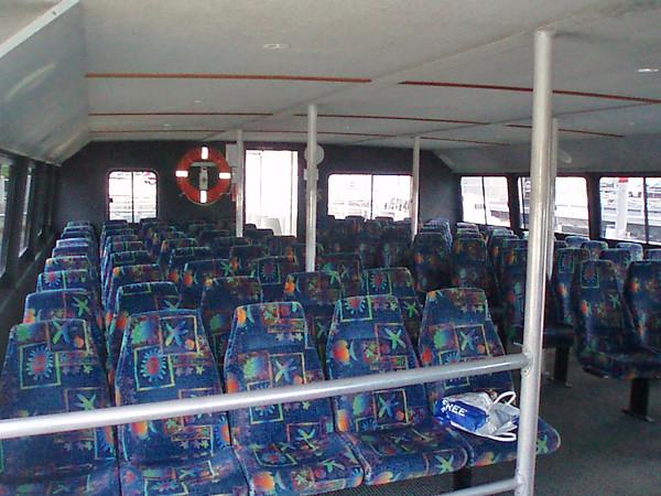 ferry interior