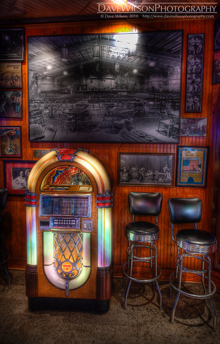 Jukebox at Threadgills Restaurant, Austin