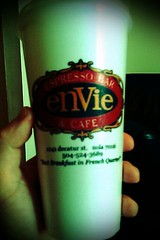 cafe envie (Nick_Runyan) Tags: neworleans delicious thegoodlife cafeenvie signsofhope coldbrewcoffee