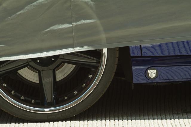 Logo Autobot Mercedes E550