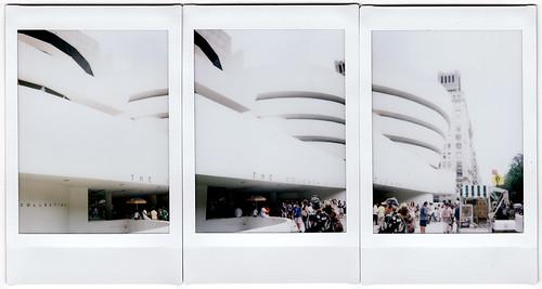 Solomon R. Guggenheim Museum - NYC
