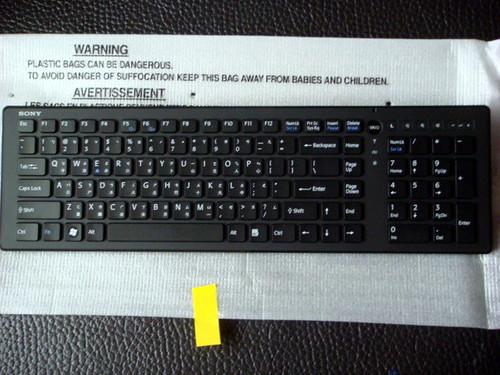Vaio J118FWB 藍芽專用鍵盤