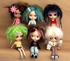 chacha girls Mohair Club