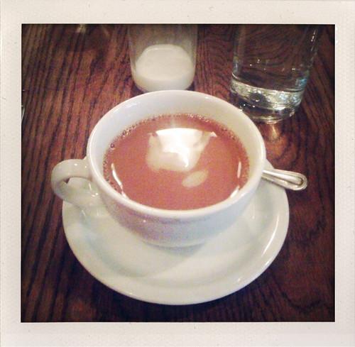 Coffee at Resto