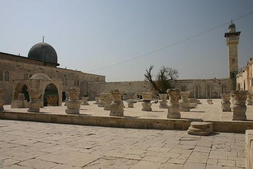 Columnar remains