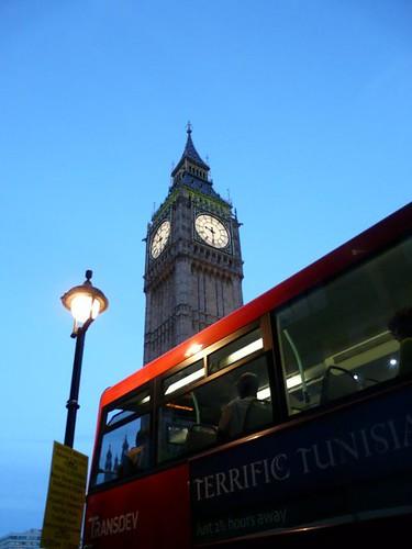 Chloé à Londres (juillet 2009) (1)