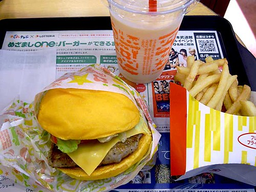 2010年8月2日の昼ご飯