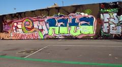 Gem, Rata etc. (neppanen) Tags: streetart art finland graffiti helsinki legal sompasaari kalasatama discounterintelligence sampen