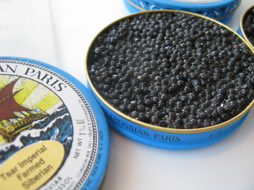 Caviar FAQ: what are the benifits of caviar?