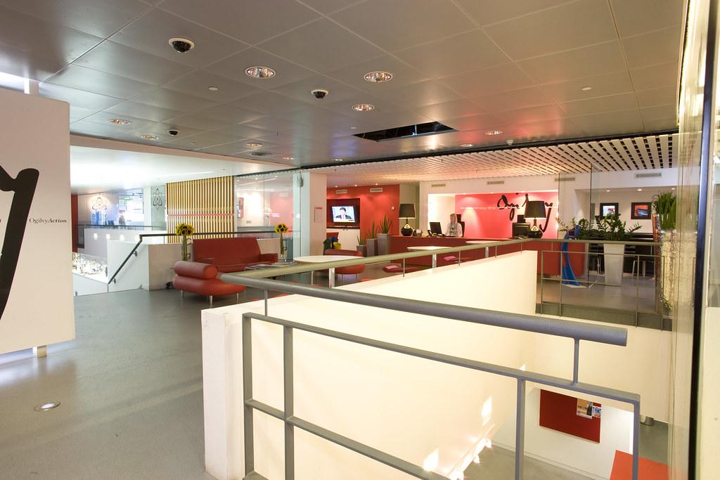 offices ogilvy. 10th Floor Reception (Ogilvy \u0026amp; Mather Group UK) Tags: Building Office  Reception Offices Ogilvy O