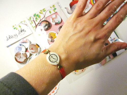 Faux watch by Misako Mimoko!