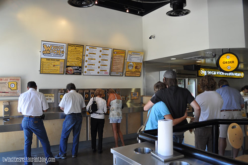How to Order at Which Wich ~ Austin, TX