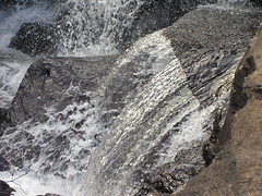 Devil's Hopyard_Aug 01 2010_0060 (suevitabella) Tags: water rock stone flow waterfall rocks stones connecticut steps ct olympus falls waterfalls potholes conn hooves millington downstream devilshopyard c770 devilshopyardstatepark haddam chapmanfalls olympusc770 haddamct dibbleshopyard beebesmills scotlandschist
