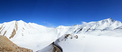 World's Highest Motorable Road (Nilanjan Sasmal) Tags: leh ladakh khardungla highpass snowroad borderroad dangerousroad highestmotorableroad