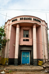 Bharat Insurance Building - Chennai