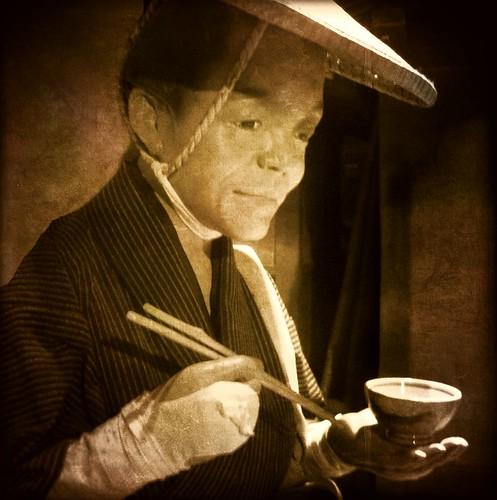 昔の日本人