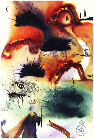 10 10 The Lobster's Quadrille by Dalí
