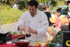 Chef Seth Caswell at Bellevue Farmers Market | Bellevue.com