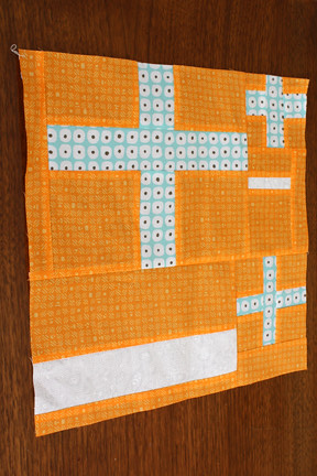 Bee Block for Andrea