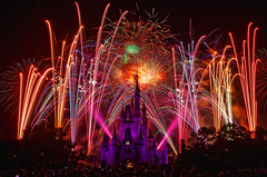 Magic Kingdom - Fireworks Friday! (Cory Disbrow) Tags: travel hub photoshop canon orlando lab florida fireworks magic disney fl wdw waltdisneyworld finale canonef2470mmf28lusm magickingdom 2010 waltdisney mainstreetusa cs4 lakebuenavista cinderellacastle ndfilter baylake reedycreek sevenseaslagoon canoneos5dmarkii august2010 worlddrive vacationkingdomoftheworld corydisbrow summernightastic wdwphotography wdwphotographycom