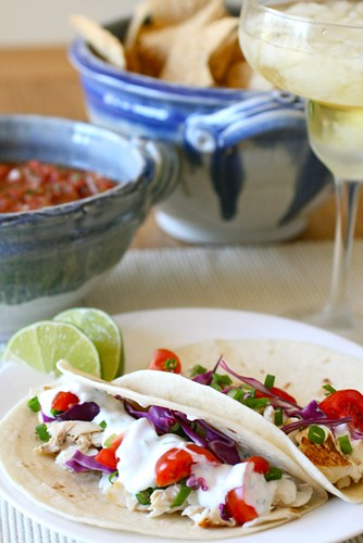 White Fish Tacos