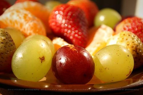 3 réflex y 1 compacta: Frutas - Fruits