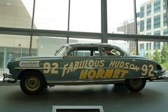 The Hudson Hornet (Aldene.Gordon) Tags: nc charlotte hudsonhornet nascarhalloffame