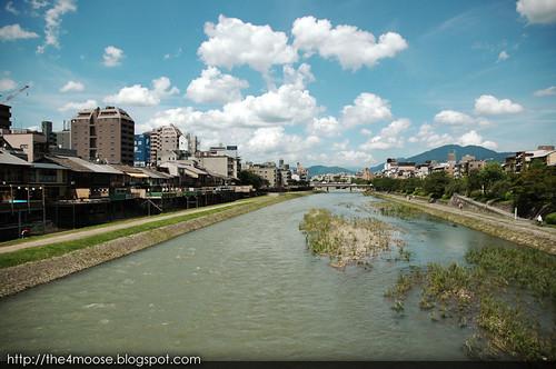 Kyoto 京都 - Kamogawa 鴨川
