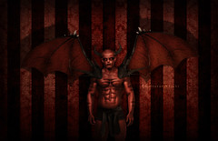 DIABLO / DEMON (balt 2) Tags: red dark fire demon diablo baltasar vischi