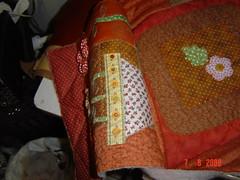 """DSC00060 (""""Feltro Flor"""") Tags: quilt patchwork bolsa bolsas aula molde tecido bordado costura necessaire"""
