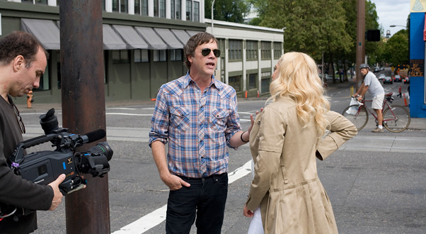 Angela Ismailos talks to Todd Haynes in the not-so-great 'Great Directors'.
