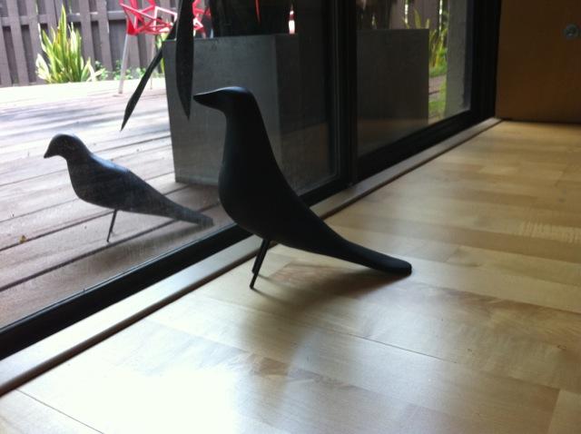 homemade eames bird (updated)   Blue Ant Studio