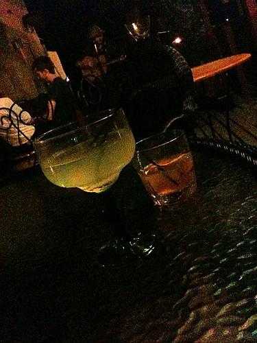North Lounge drinks