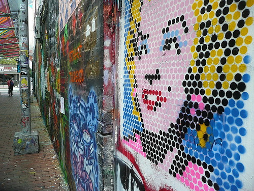 Pixelated Marilyn
