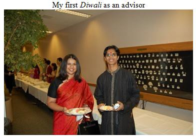 My First Diwali as An Advisor