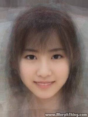 Morphed 20 faces