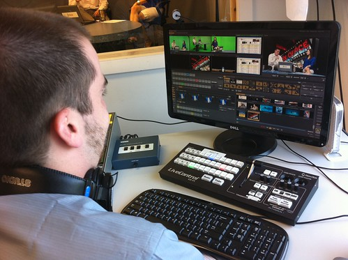 The Pulse Network: Tricaster Setup