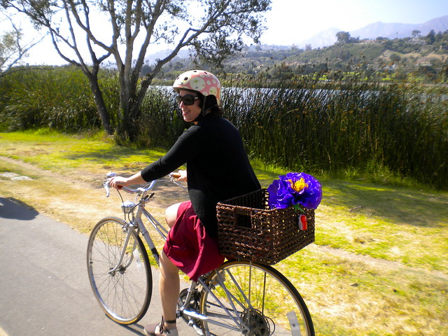 Cycle Chic Sundays Santa Barbara!