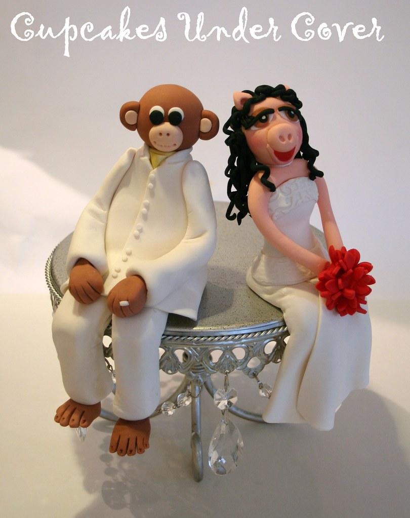 Mr Monkey & Miss Piggy
