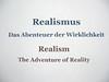 Realismus - la mostra