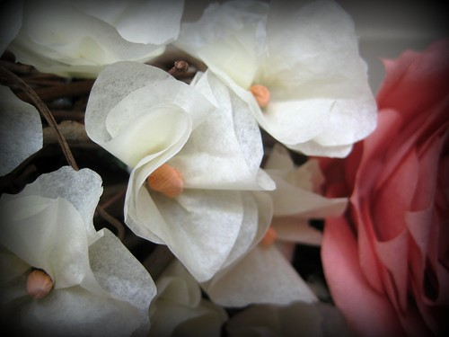 paper flowers 962