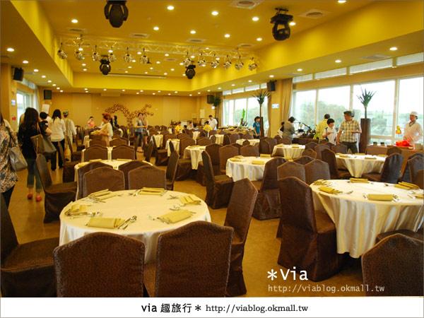 【新竹旅館】關西六福莊生態渡假旅館~餐食篇2