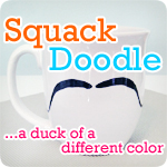SquackDoodle - A Duck of a Different Color